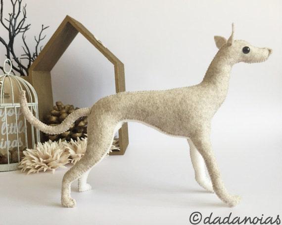 Dog Replica | Greyhound |  Cute Toy Dog Replica | Greyhound Art |  Dog Figurine | Whippet sculpture |  Greyhound Gift |  Miniature Greyhound