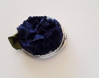 Flower Pocket mirror