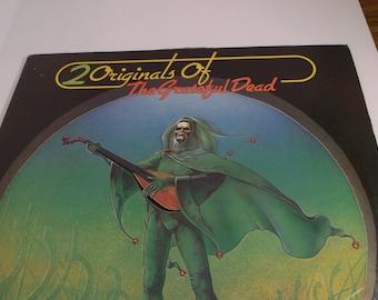 2 originals of the Grateful Dead