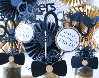 50th birthday,cheers to 50 years,50th birthday decorations,50th birthday props,50th birthday centerpiece, 50th birthday centerpiece sticks