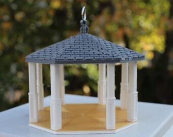 3D Printed Open Air Gazebo Ornament