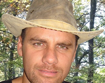 Tarp Hat , recycled truck tarpaulin hats,wide brim Mens hat,wide brim sun hat, Mens sun hat,safari hat,