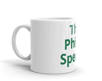 The Philly Special Custom Mug