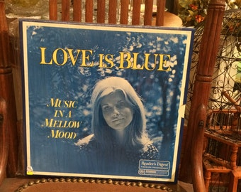Reader's Digest Love is Blue Record Collection