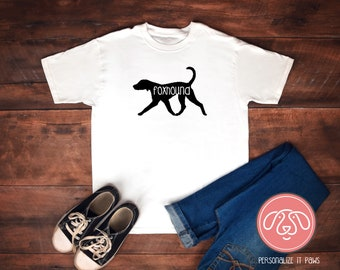 American Foxhound youth T-Shirt
