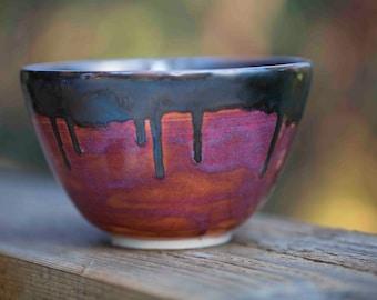 Berry Dust Bowl ceramic