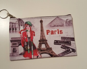 Clutch purse fashion Paris
