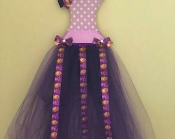 Tutu Hair bow hanger