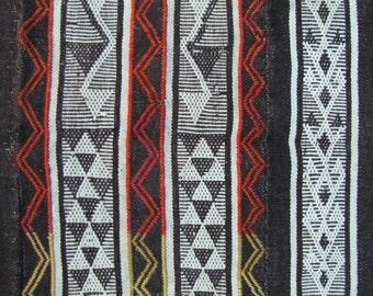 Kilim, rug, Tribal Vintage Kilim rug - East Anatolian Nomads rug - 5'3 x 6'7 ft. - Free shipping!