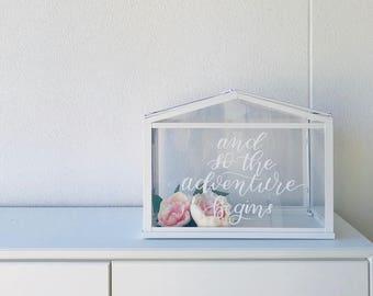 Acrylic Wishing Well - Ikea Greenhouse