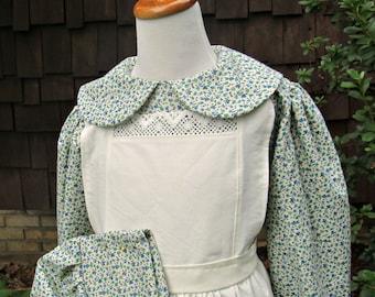 Laura Ingalls,Little House Prairie Dress/Girls Pioneer  Costume(Please read full details inside of ad)
