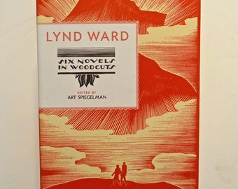 Lynd Ward  Six Novels In Wood Cuts