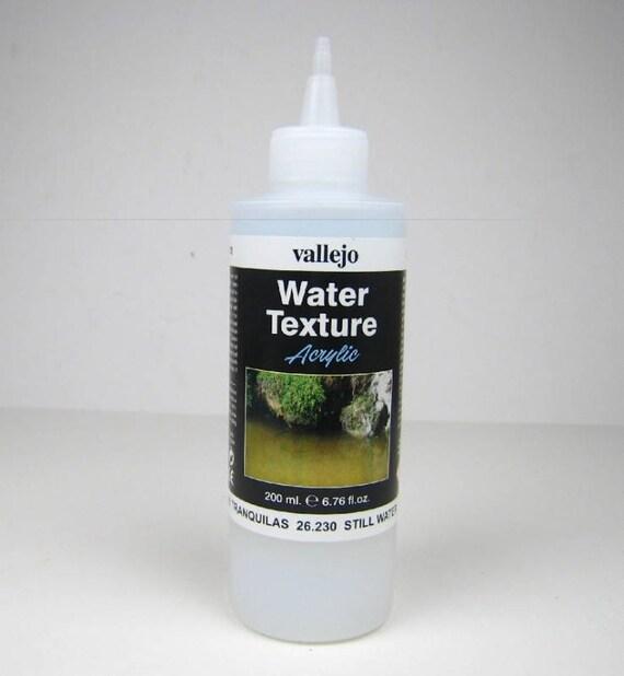 Vallejo Water Effects Still Water 200ml für die Puppenstube, das Puppenhaus, Dollhouse Miniatures, Modellbau