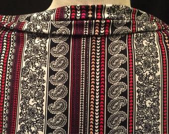 Stretch Rayon Span Jersey Knit
