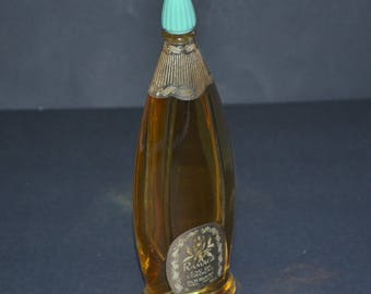 Vintage Bourjois Ramage - Eau de Cologne Paris France 100 ml Christmas Unique gift 50s New Not used, sealed top