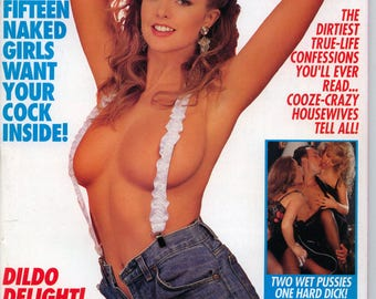 Club Confidential Holiday 1993 MINT Mature