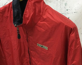 Vintage Reversible First Down Windbreaker Jacket Patagonia The North Face