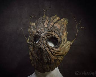 Mask of Forest Spirit.