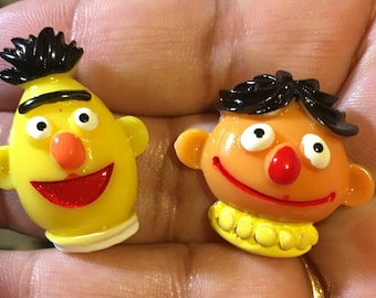 Bert and Ernie Sesame Street Stud Earrings  AL30