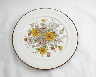 Autumn Bouquet by Carico Dinner Plate