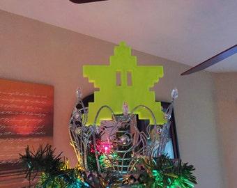 Nintendo Power Star Tree Topper
