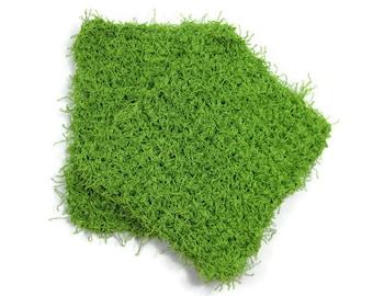 Green Pot Scrubbers Set of 2