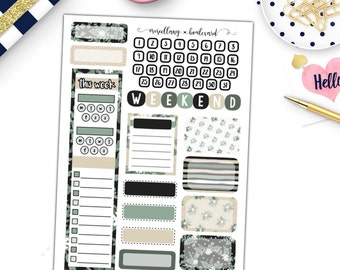 Peace on Earth Weekly Add-On Kit | 0429