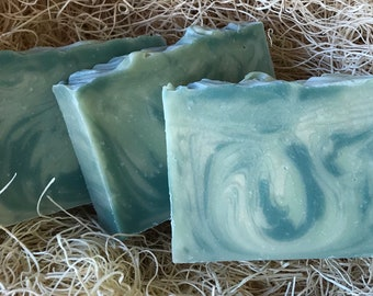 Bayberry Scent, Handcrafted Soap