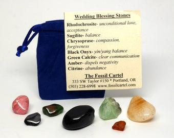Wedding Blessing Stones
