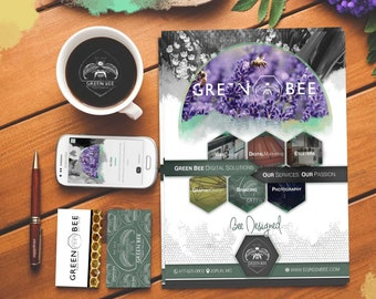 Custom Business Cards - Branding