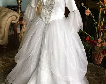 Fairy Godmother Costume/ Theme wedding gown