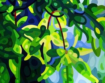 Abstract Fine Art Print - Spring Light