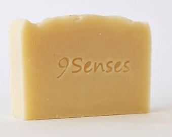 Handmade Ylang-Ylang & Bergamot Soap - Cold Process