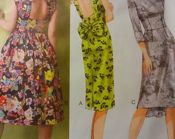 UNcut Butterick 5919 pattern