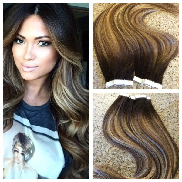 5 star ombre balayage cuticle remy human hair keratin fusion zoom solutioingenieria Image collections