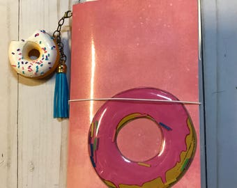 Travelers  Notebook - sweet treats