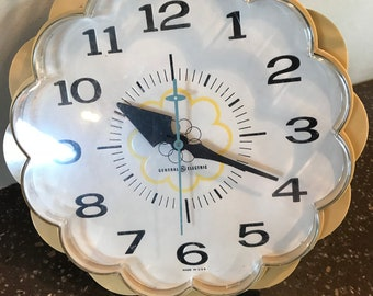 General Electric Clock Model 2150