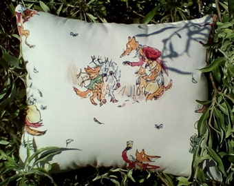 Fantastic Mr Fox Cushion
