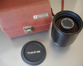 Awesome  RMC Tokina 500M Lens - Great Price