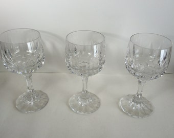 Large Crystal Clarets by Villeroy & Boch