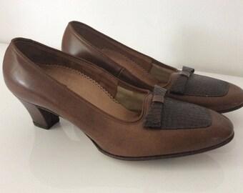 1960s Vintage Shoes