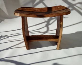 zen and original oak stool