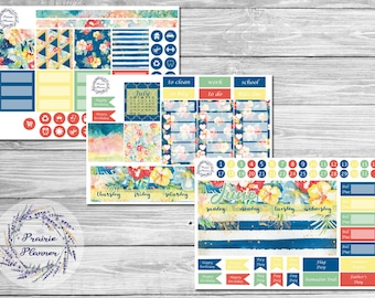 June - Monthly Kit - Chase the Sun - A5