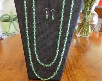 Key Lime Pie Jewelry Set