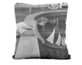 Grace Kelly - Cushion Case Covers, New Cotton Textile