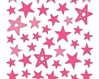 Bella blvd puffy stars punch mix
