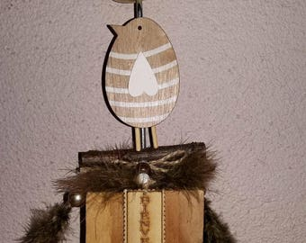 Welcome to ask wooden decorative bird