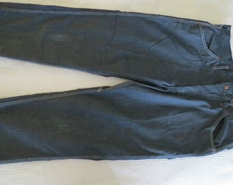 vintage denim jeans chore work wear
