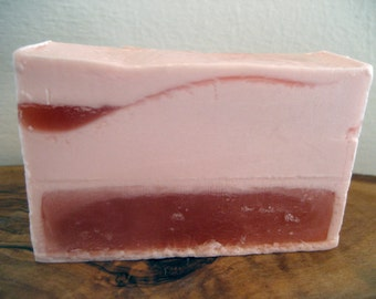 Crisp Apple Rose Soap Bar