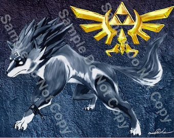 Twilight Princess - Wolf Link